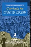 Curricula for Diversity in Education (Learning for All, No 1), , 0415071844