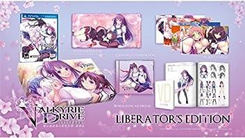 Valkyrie Drive: Bhikkhuni Liberator's Edition - PlayStation Vita