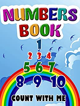 Kids Books Numbers Picture Toddler ebook product image