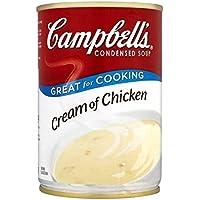 Campbell's Crema de Pollo Condensada 295 g Minestra