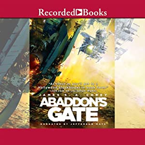 Abaddon's Gate Audiobook