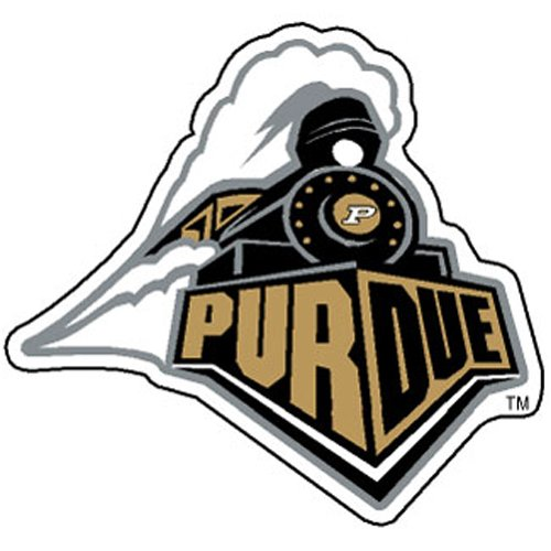 Wincraft Purdue Boilermakers NCAA Precision Cut Magnet