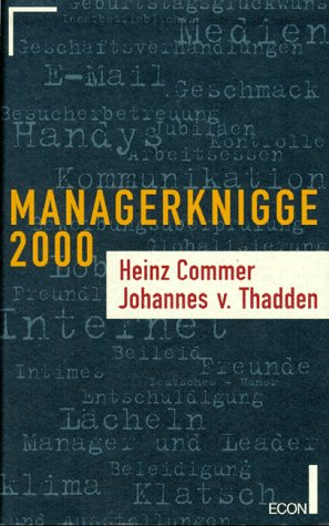 Manager-Knigge 2000