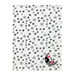 Lambs-Ivy-Disney-Baby-Minnie-Mouse-Fleece-Baby-Blanket-GrayWhite