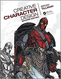 Creative Character Design, 2nd Edition from CRC Press