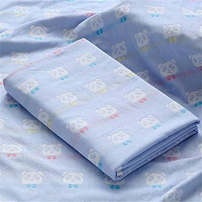 FIFY Toalla de baño para bebés recién Nacido algodón Gasa súper ...