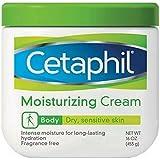 Cetaphil Moisturizing Cream Fragrance Free 16 Ounce (Pack of 2)