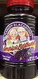 America's Northwest MARION BLACKBERRY ''Real Fruit'' Spread 46oz. (Pack of 2)