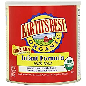 Earth's Best Organic