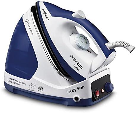 OneConcept SI1-Easy Iron-BV - Plancha de vapor, color azul, 2600 W: Amazon.es: Hogar