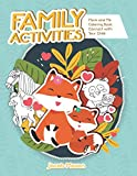 Family Activities: Mom and Me Coloring Book Connect