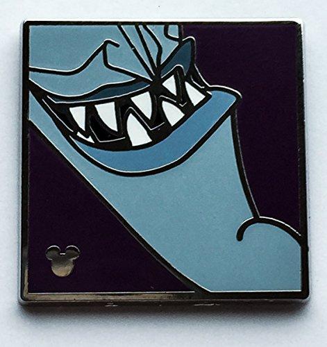 Disney Pin 119761 WDW/DLR - 2017 Hidden Mickey - Smiling Disney Villains - Hades Pin from Hercules ()