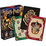 Harry Potter(ハリー・ポッター)Hogwarts House Crests(ホグワーツ 寮紋章)Playing Card(トランプ) [並行輸入品]