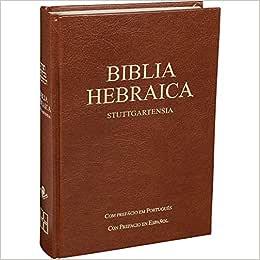 Bíblia Hebraica. Stuttgartensia