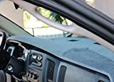 dash cover 2004 dodge ram 1500 - Dodge Ram Charcoal Carpet Dashboard Cover- Fits 2002 - 2005 1500, 2003 - 2005 2500 - 3500. Custom Fit, Easy Installation,
