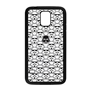 YUAHS(TM) Customized Hard Back Phone Case for SamSung Galaxy S5 I9600 with Darth Vader YAS918835