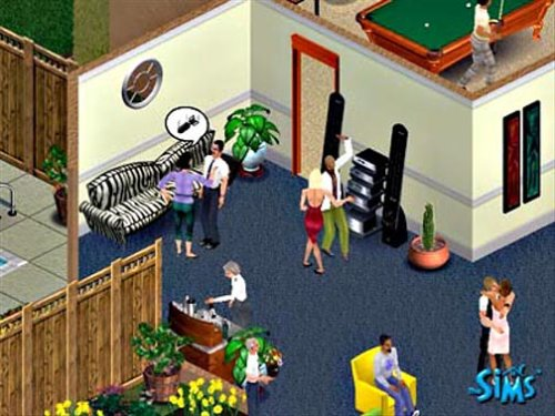 The sims the people simulator from the creator of simcity for House creator simulator