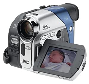 JVC GRD33 MiniDV Digital Camcorder w/16x Optical Zoom (Discontinued by Manufacturer)