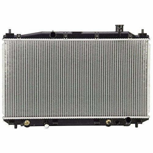 diator fits Honda Civic Hybrid 2003 2004 2005 1.3L L4 HO3010183 19010PZAA01 19010PZAA51 CU2572 RAD2572 DPI2572 ()