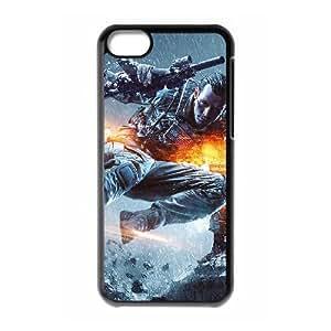Battlefield 4 iPhone 5c Cell Phone Case Black 53Go-398028