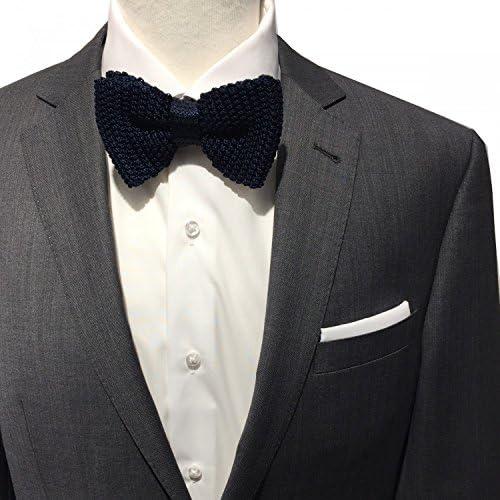Hombre de punto de mosca + – Cabeza Toalla handrolliert como Juego, lazo pura seda azul y kavalier Lino/algodón color blanco ideal Camisa, traje, Smoking o chaqueta: Amazon.es: Iluminación