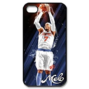 New York Knicks Carmelo Anthony Iphone 4/4s Hard Cover Case