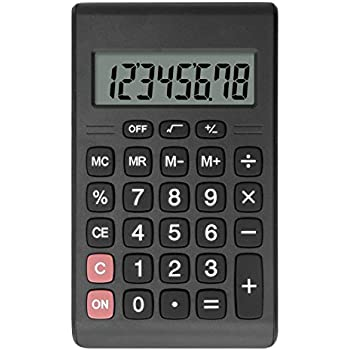 com casio inc hsva standard function calculator  calculator helect compact design standard function handheld portable calculator h1007