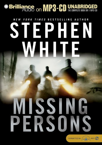 Read Online Missing Persons (Alan Gregory Series) PDF