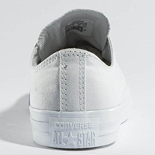 Star Collo Sneaker Unisex Adulto all Chuck Taylor Grau Alto a Converse qwPtZx