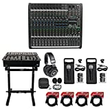 Mackie PROFX16v2 Pro 16 Channel 4 Bus Mixer w Effects and USB...