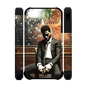 Custom Kid Cudi Case Cover Shell Protector for iPhone 4 4S