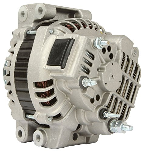 DB Electrical AMT0257 Alternator For Scania 24 Volt 1777300 A4TR5291 Scania 8 Groove Pulley CW //1516316