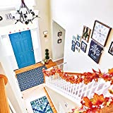Tiny Land 2 Pack Fall Garland Maple Leaf,6ft