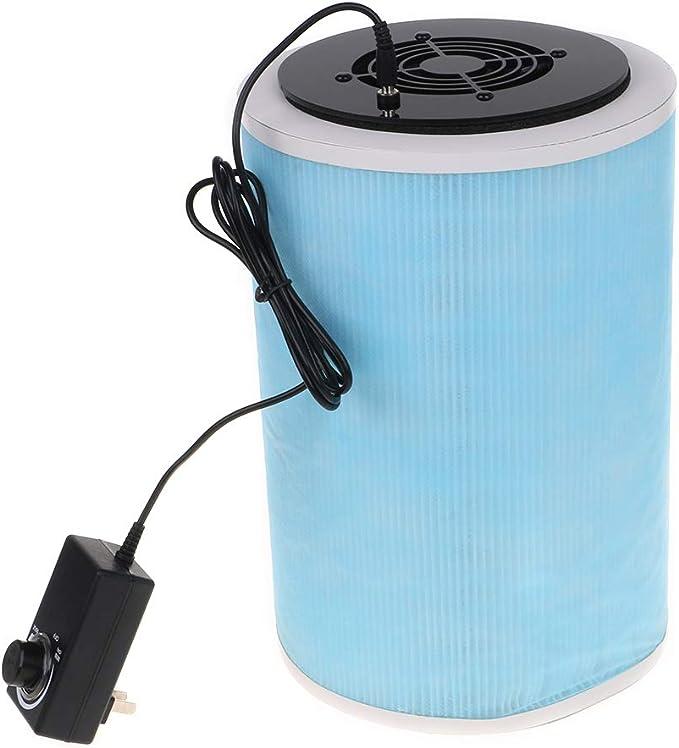 Zripool DIY purificador de Aire casero HEPA Filtro PM2.5 Humo Olor ...