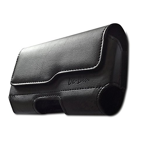 Cheap Cases Debin z014 56 Premium Leather Belt Clip Pouch, Holster Case For Apple..