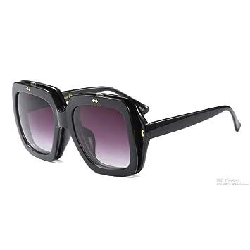YOGER Gafas De Sol Lentes Dobles Gafas De Sol De Mujer Gafas ...