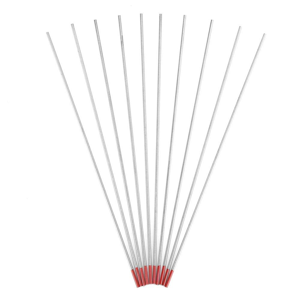 Red with Box Welding Tungsten Electrodes 1.6mm150mm for Tungsten Electrode
