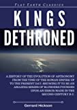 Book cover image for Kings Dethroned