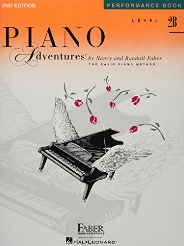 Level 2B - Performance Book: Piano Adventures