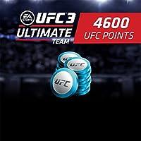 EA Sports UFC 3 - 4600 UFC Points - PS4 [Digital Code]