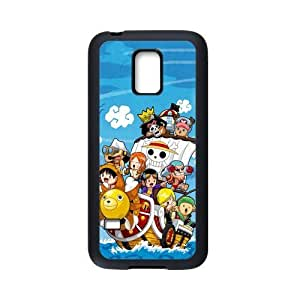 Anime One Piece TPU Protective Case Slim Fit For SamSung Galaxy S5 Mini