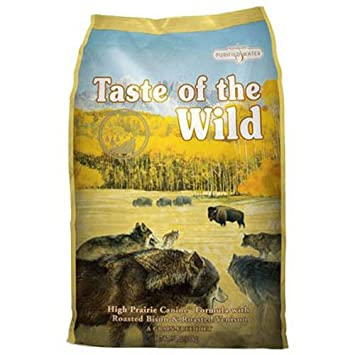 Taste of the Wild, High Prairie Canine Formula