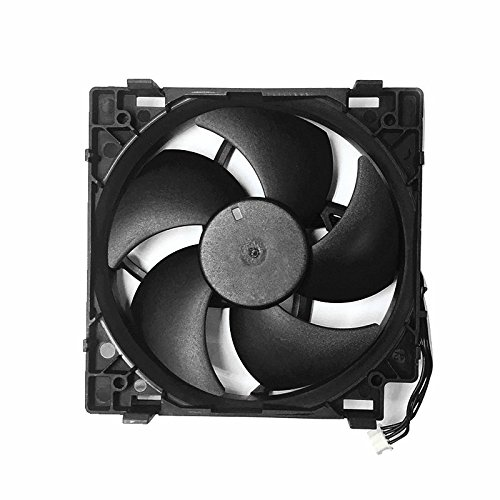 (Beracah Internal Fan Replacement for Xbox one S Console CUP Cooling Fan)