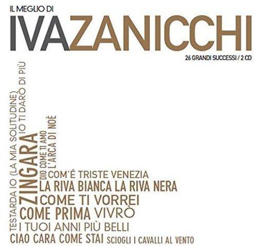 Iva Zanicchi - Il Meglio Di Iva Zanicchi (Italy - Import, 2PC)