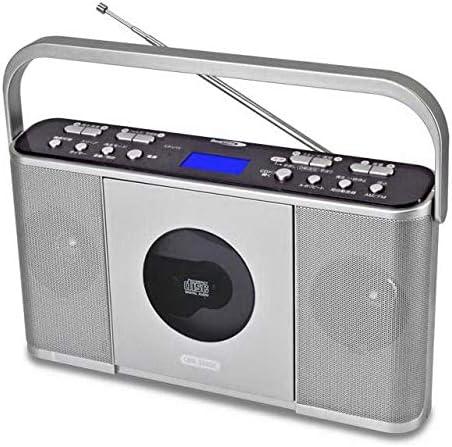 포터블 CD 라디오 학습용 CD 플레이어 AMFM 라디오 빨리 듣고 늦게 듣고 Manavy2 마 바이올렛 2 CDR-550SC / Portable CD Radio Learning CD Player AMFM Radio Listen Late ListenIng Manavy2 Manavi 2 CDR-550SC