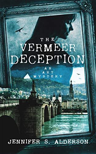 The Vermeer Deception: An Art Mystery (Zelda Richardson Mystery Series Book 4) by [Alderson, Jennifer S.]