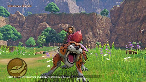 Dragon Quest XI S: Echoes of an Elusive Age - Definitive Edition - Nintendo Switch 4