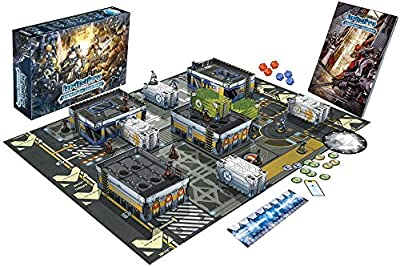 Infinity Operation: Icestorm - PanOceania vs Nomads 2 Player Starter Set by Corvus Belli