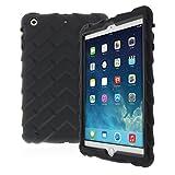 ipad mini gumdrop case - Apple iPad mini iPad mini Retina iPad mini 3 Drop Tech Black Gumdrop Cases Silicone Rugged Shock Absorbing Protective Dual Layer Cover Case