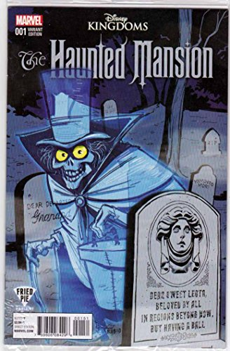 Haunted Mansion #1 (2016) Fried Pie Exclusive